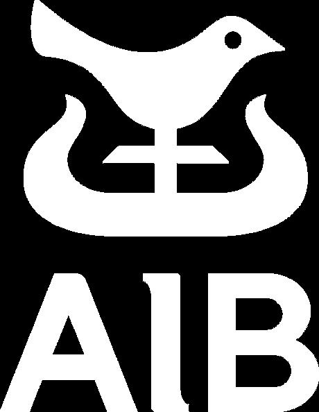 AIB logo 2016white